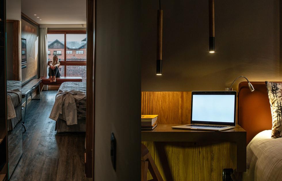 Wood Room - Hotel Wood em Gramado