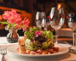 Salada de Jacaré