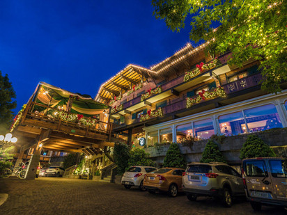 Hotel Casa da Montanha é o único com atrações criadas pelos idealizadores do Natal Luz