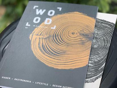 Wood Magazine: uma revista pra levar pra casa!