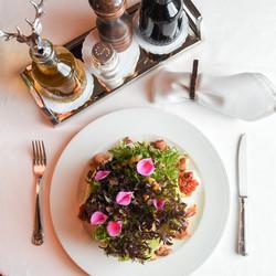 Salada de Faisão