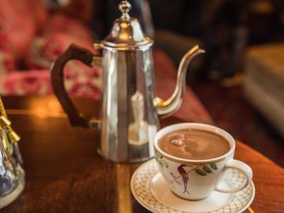 Chocolate quente do Casa Hotéis direto para sua casa!