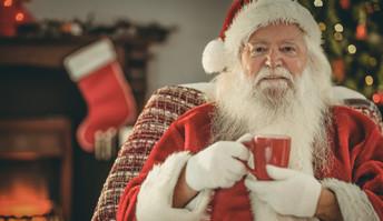 Café da Manhã com Papai Noel em Gramado RS no Hotel Casa da Montanha
