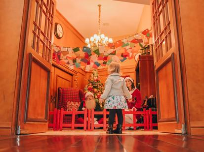 Casa da Montanha traz a magia do Natal para adultos e crianças! Conheça as experiências do hotel