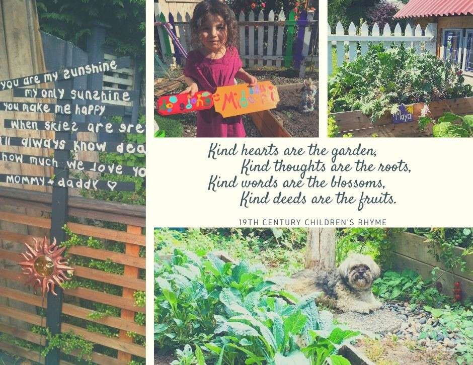 "<img src=""little girl and dog in garden.png"" alt=""kids love growing the juiciest sweetest freshest fruit in their organic garden"">"