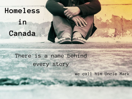 Helping the Homeless: What a Homeless Man Taught Me and My Family | A Care Package for Uncle Mark