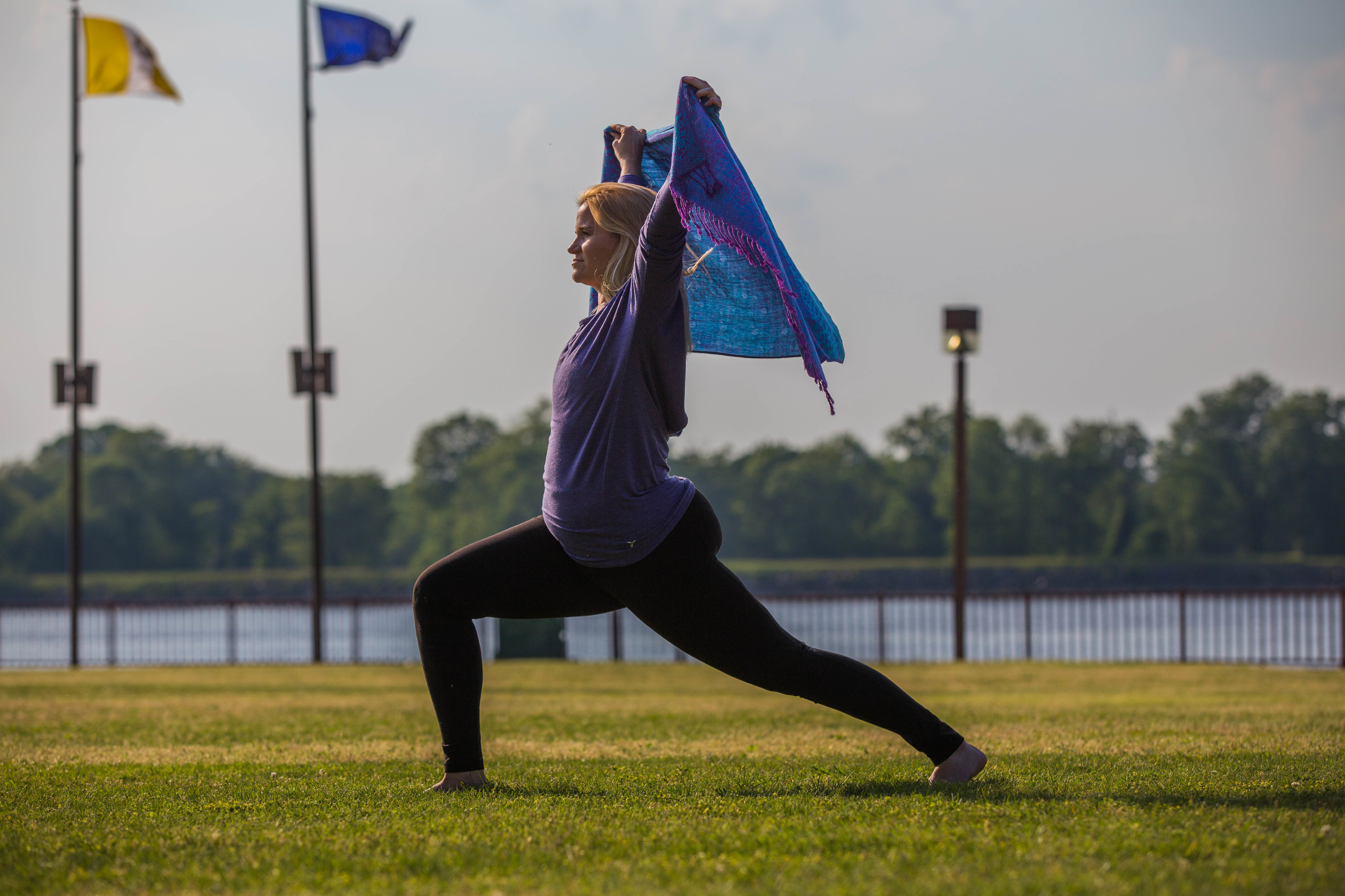 Private Online Yoga Lesson