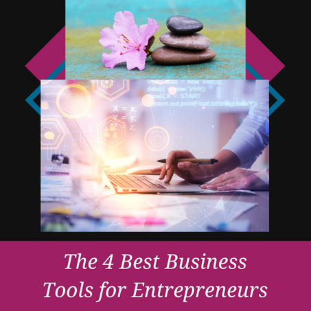 The 4 Best Business Tools for Entrepreneurs