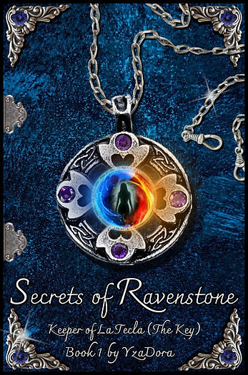 Secrets of Ravenstone: Keeper of La Tecla (The Key)