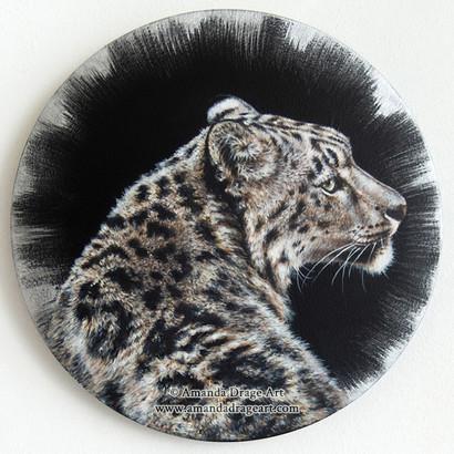 Silver Hush - Snow Leopard