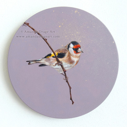 Bright and Busy - Goldfinch