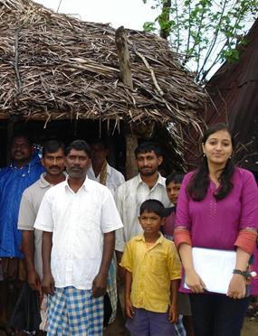 India Fisherman Survey