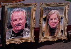 Portrait Tom Hilligoss and Secretary