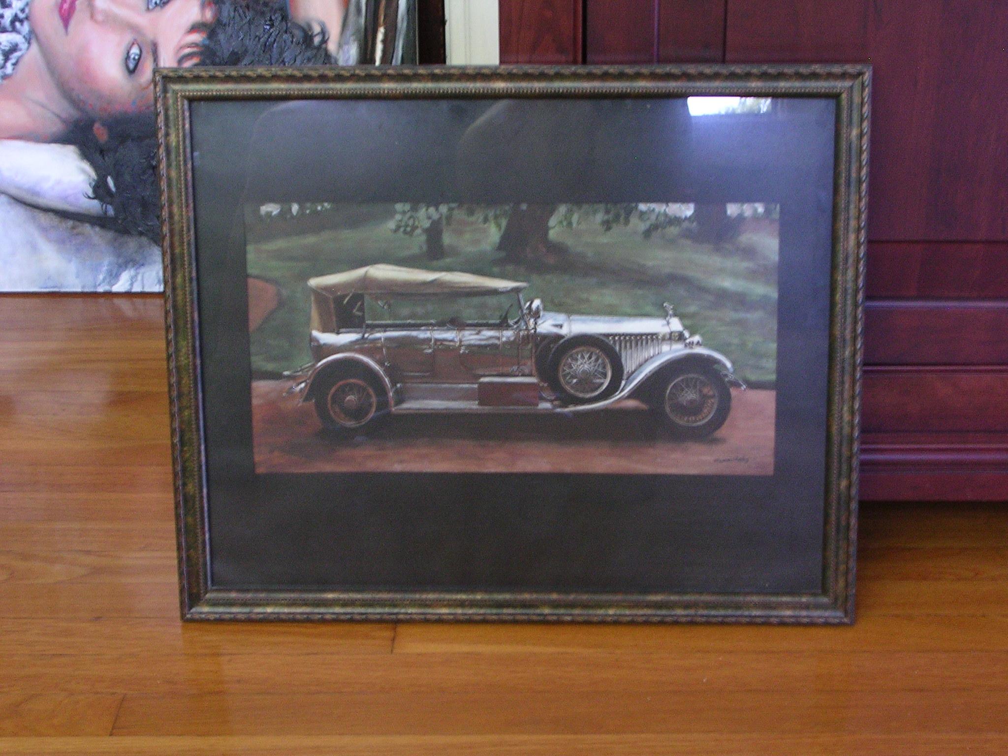 Antique Rolls Royce.JPG