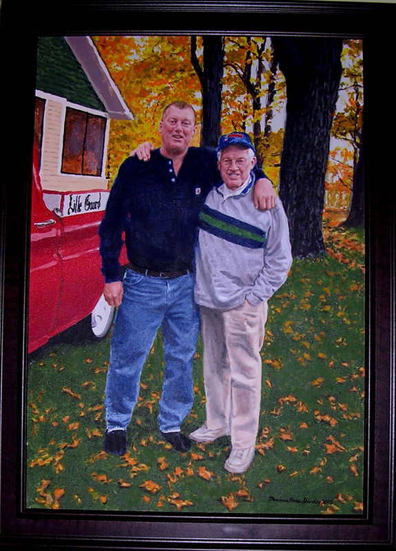 Father+and+Son+Craig+and+Dan+Olsson+18x24+oil+sold.jpg