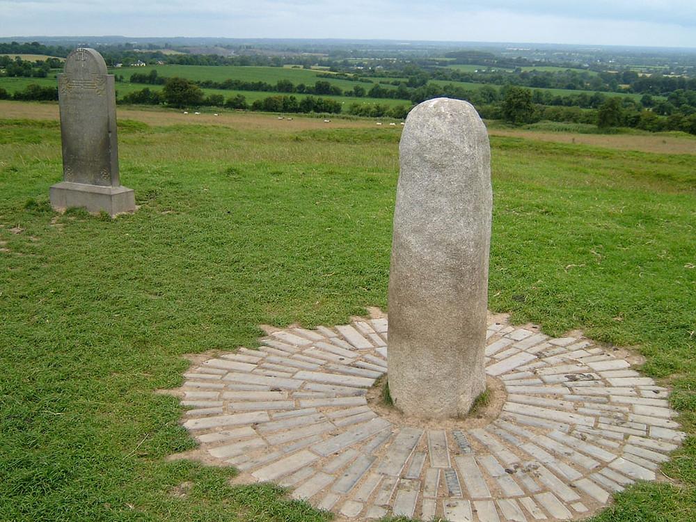 Hill of Tara - Irlanda - Pedra do Destino