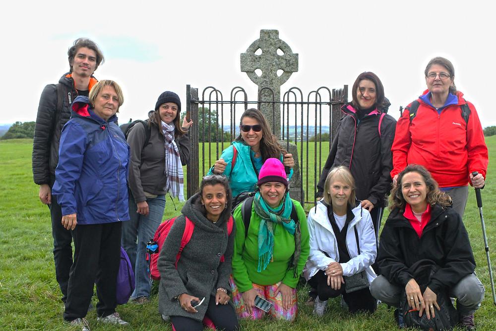 Hill of Tara - Irlanda - Grupo 2016