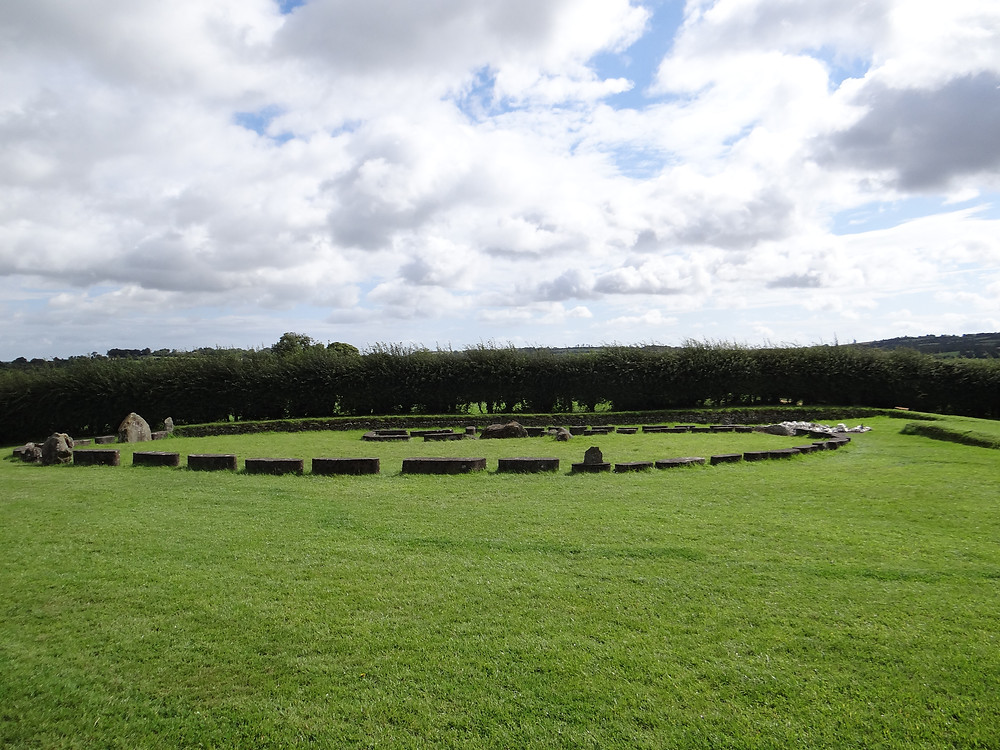 Local de Meditação - Newgrange - Irlanda