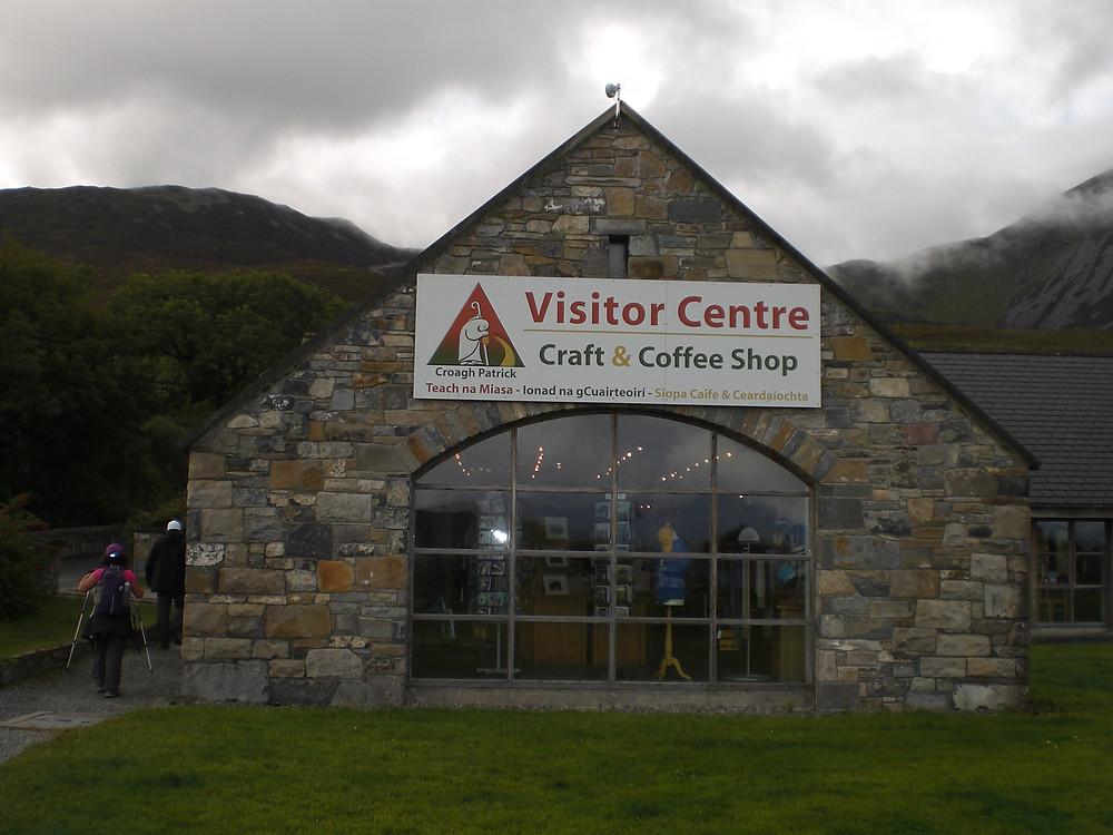 Centro de Visitantes - Croagh Patrick Mountain