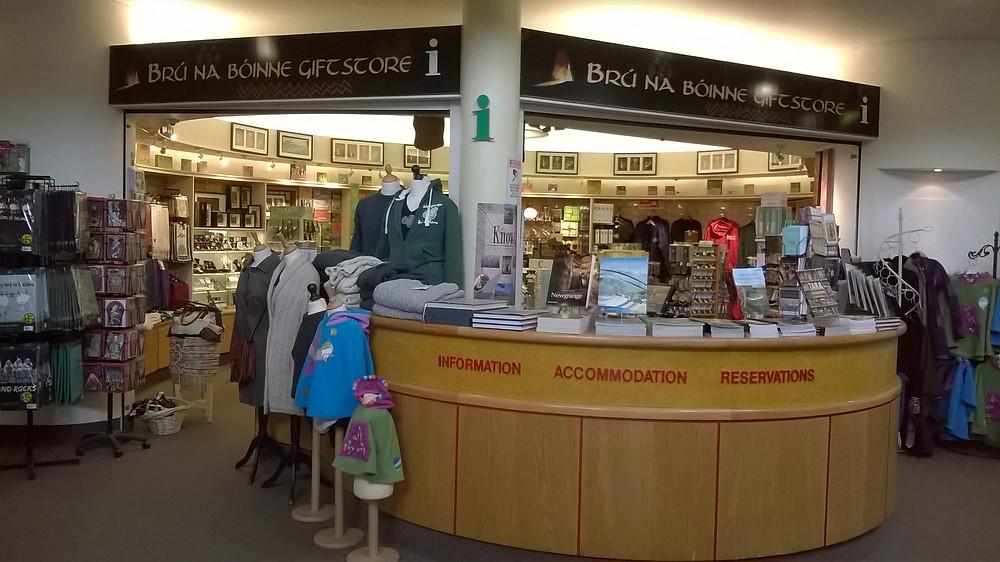 Centro de Visitantes - Loja - Newgrange