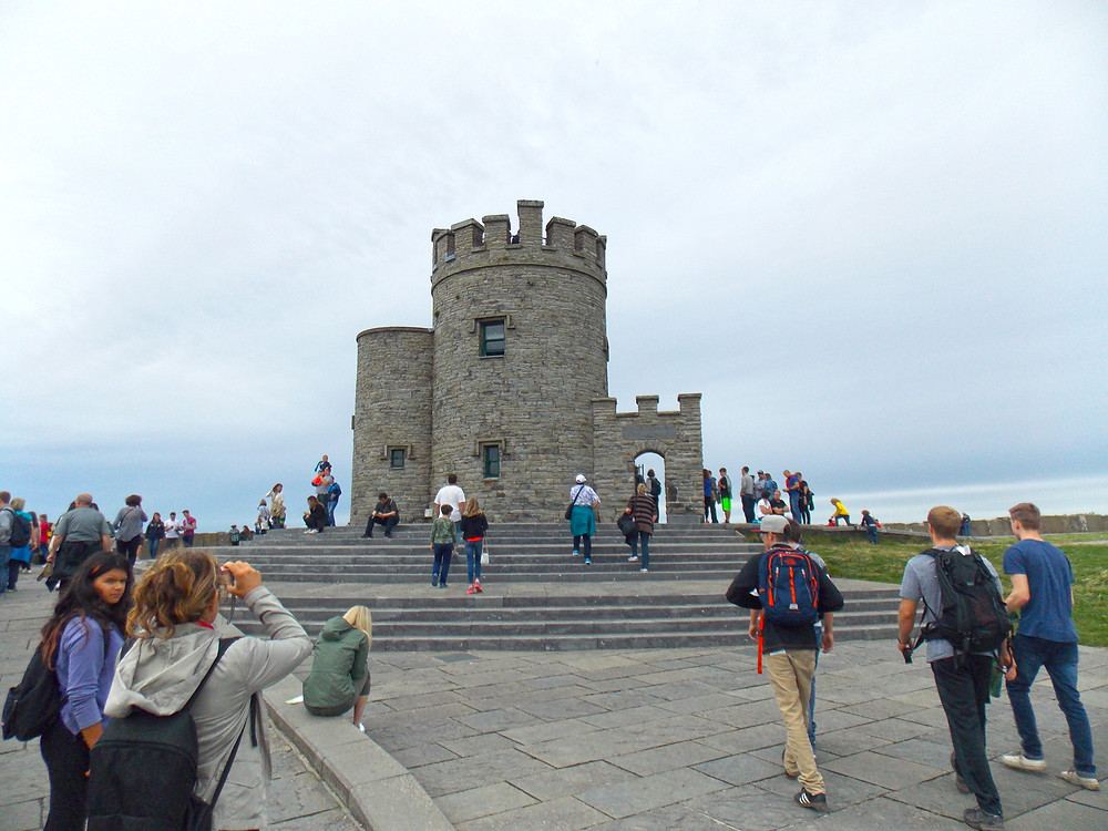 O'Briens Tower - Cliffs of Moher