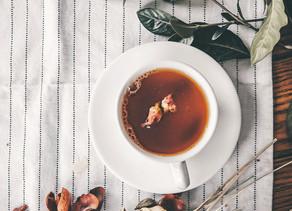 Uma xícara de chá