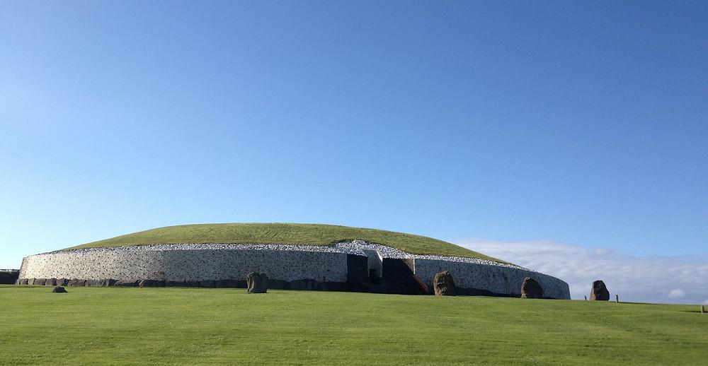 Newgrange - Irlanda 2015