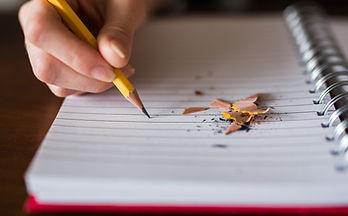 escrita terapêutica