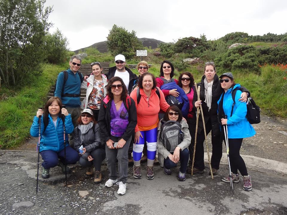 Grupo de viagem 2015