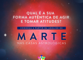 Marte nas Casas Astrológicas: o que te motiva a agir