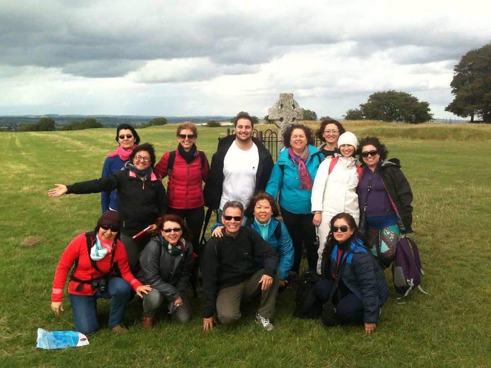 Hill of Tara - Irlanda - Grupo 2015