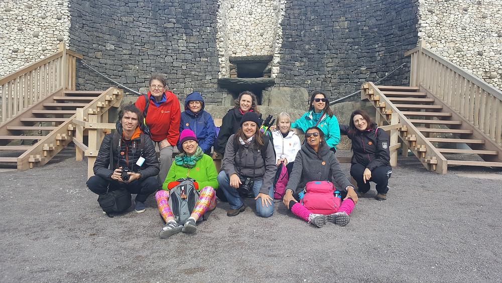 Grupo 2016 - Newgrange - Irlanda