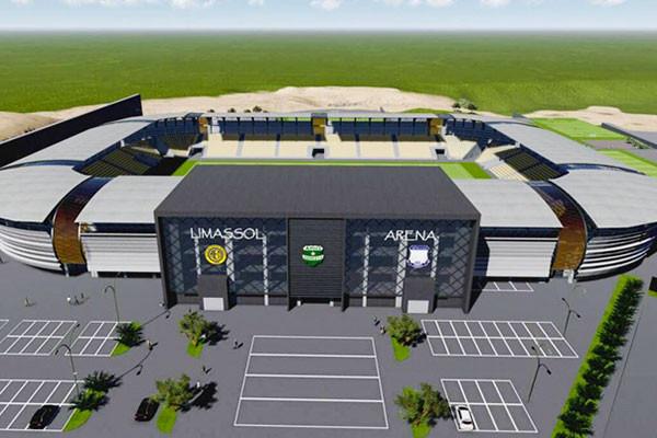 Νέο γήπεδο Λεμεσού στο Κολόσσι