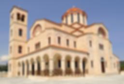 Ιερός Ναός Αγίου Κοσμά Λεμεσό