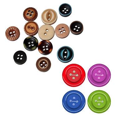 Botones y Broches
