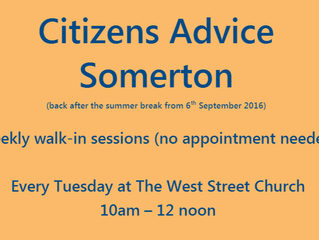 Citizens Advice Somerton