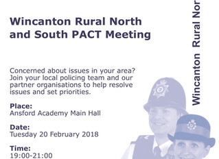 PACT Meeting