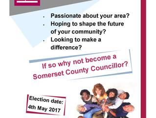 Somerset County Councillor