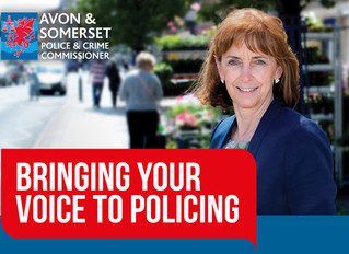 BRING YOUR VOICE TO POLICING