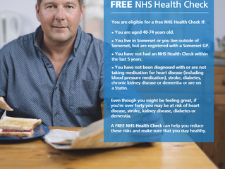 NHS Free Health Check