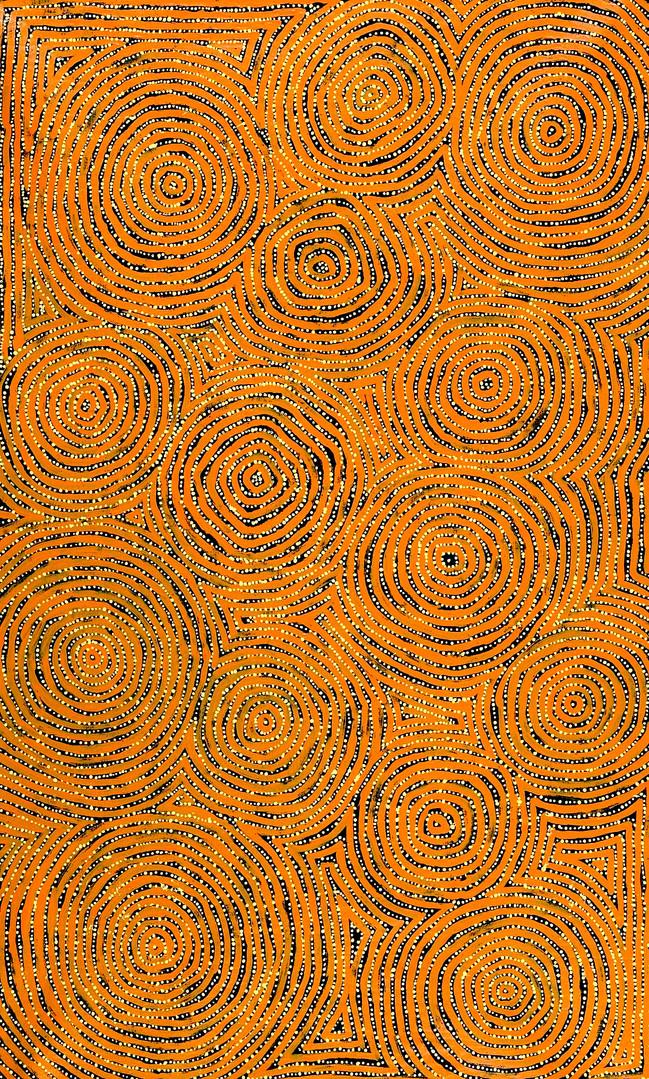 Tingari Dreaming, 153x196cm