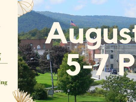 Ti-Alliance Annual Public Meeting August 10
