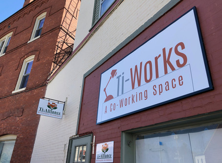 Ti-Alliance Announces New Co-Working Space in Downtown Ticonderoga