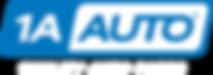 1A Auto logo_QualityAutoParts_WHITE TAG.