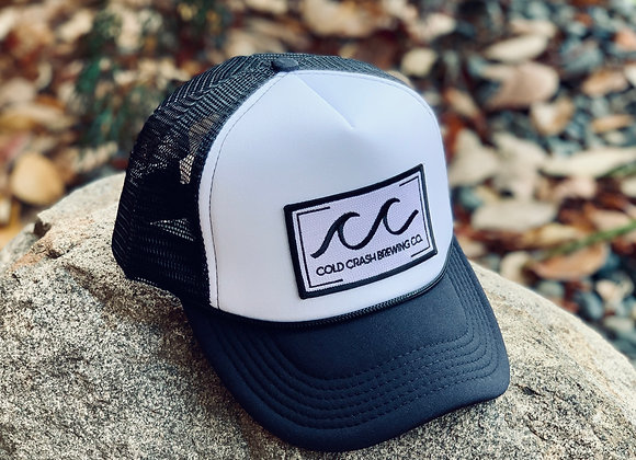 Classic Waves Trucker | Cold Crash Brewing Co.
