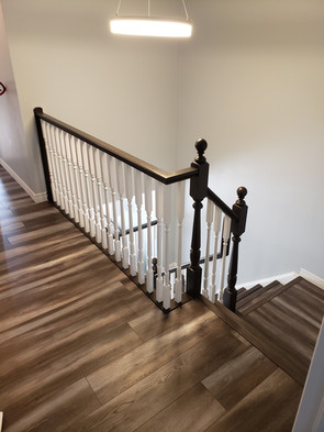 stairs, after