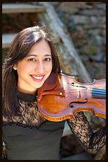 D.C. Violinist Shelley Mathews