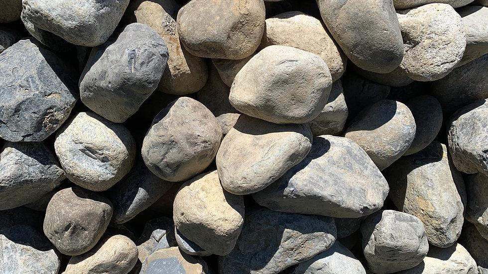 """3""""-5"""" River Rocks"""