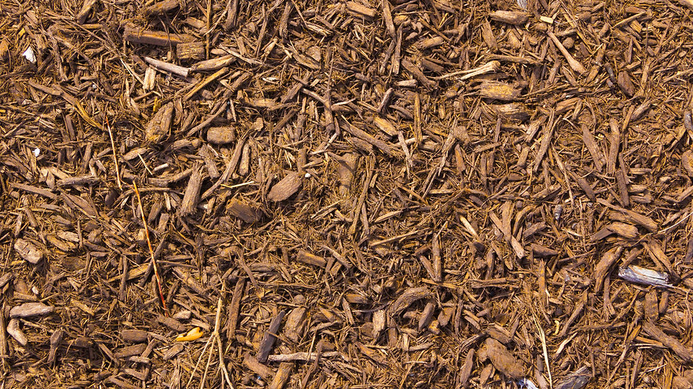 Premium Natural Hardwood Mulch