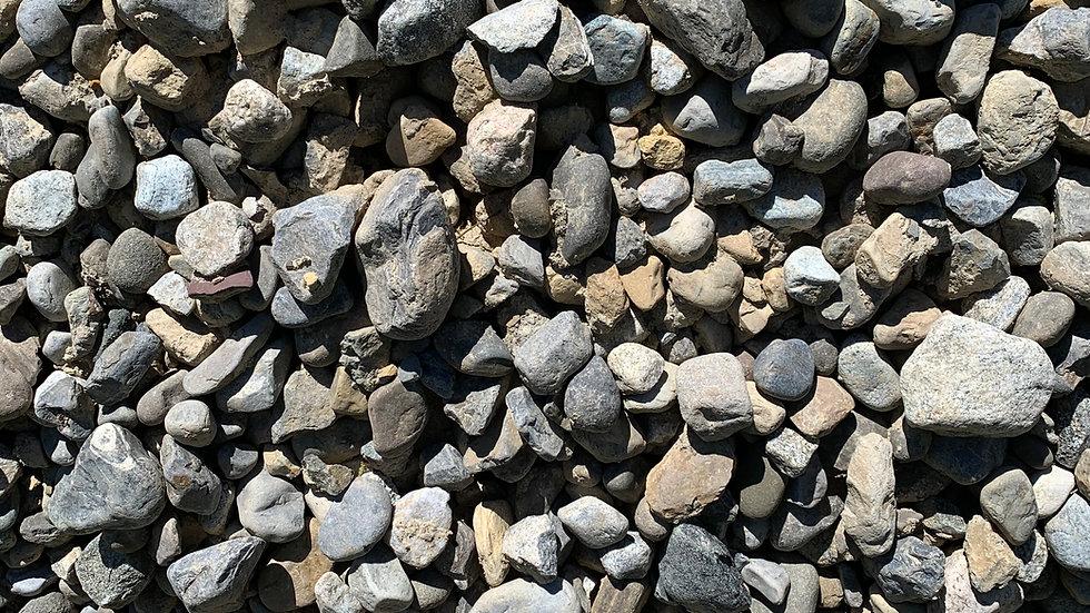 "1""-3"" River Rock"